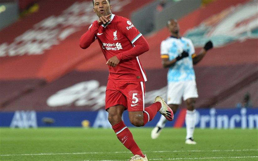 Image for Liverpool: Paul Gorst shares latest update on Georginio Wijnaldum