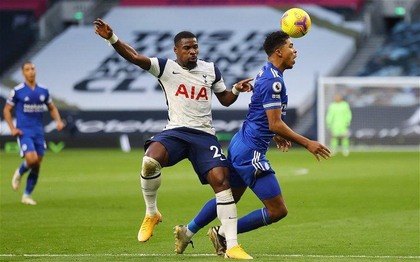 Image for Tottenham Hotspur: Fans fume at comments about Serge Aurier