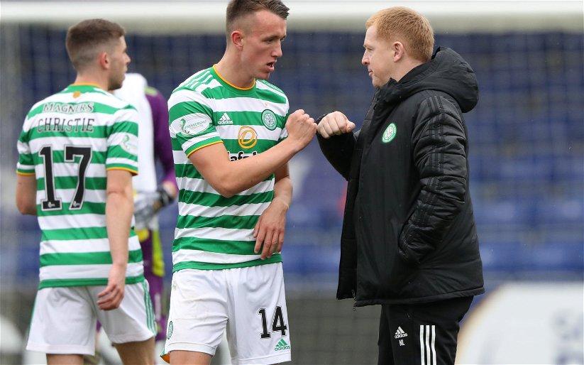 Image for Celtic fans bemoan Turnbull's showing vs Rangers