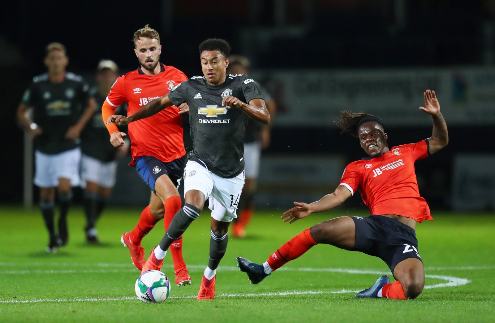 Newcastle United: Fans flock to post on Jesse Lingard ...