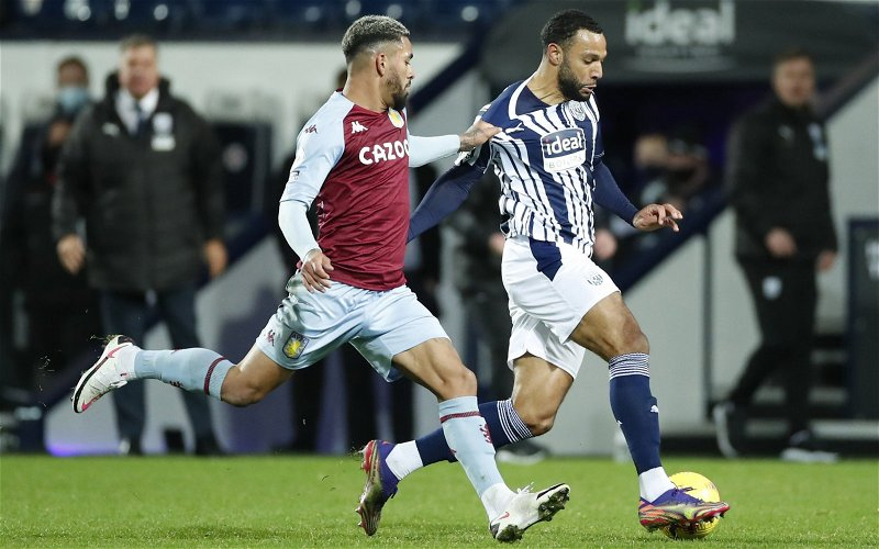 """Image for Journalist hails Matt Phillips as a """"very important player"""" for West Brom"""