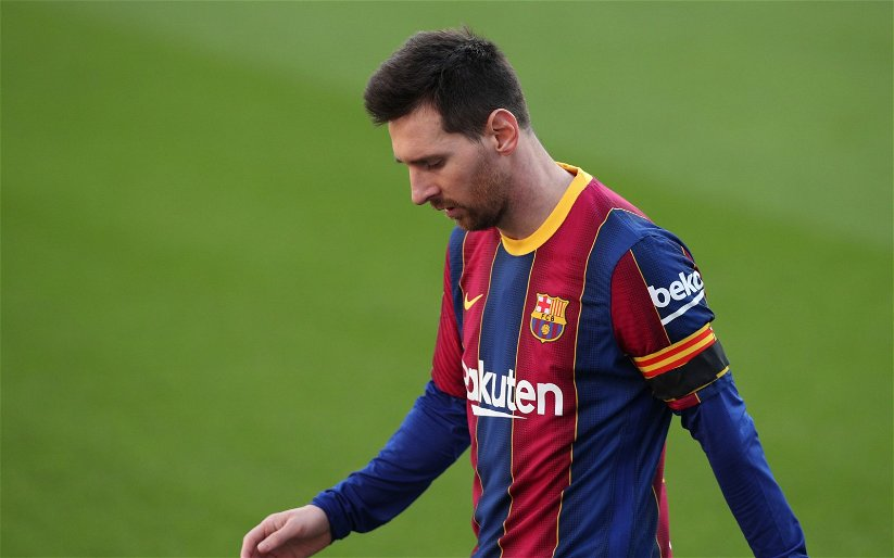 Image for Manchester City: David Ornstein provides update on the future of Lionel Messi