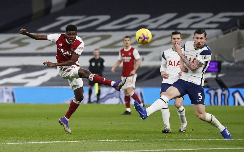Image for Arsenal: Charles Watts provides injury update on Thomas Partey