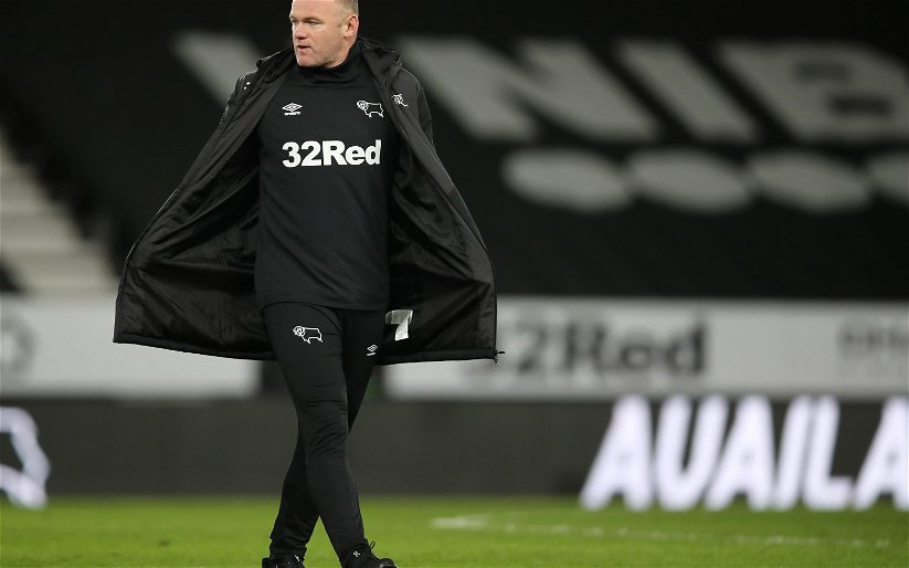 Image for Derby County: Kieran Maguire discusses Wayne Rooney's pay deferral