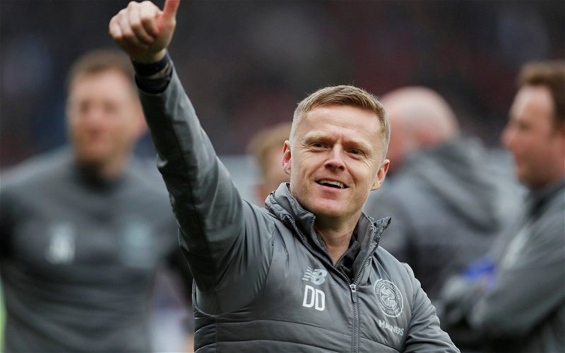 Image for Celtic: Kevin Graham discusses the potential for Damien Duff to return