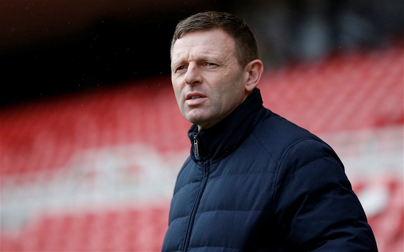 Image for Newcastle United: Liam Kennedy discusses Graeme Jones