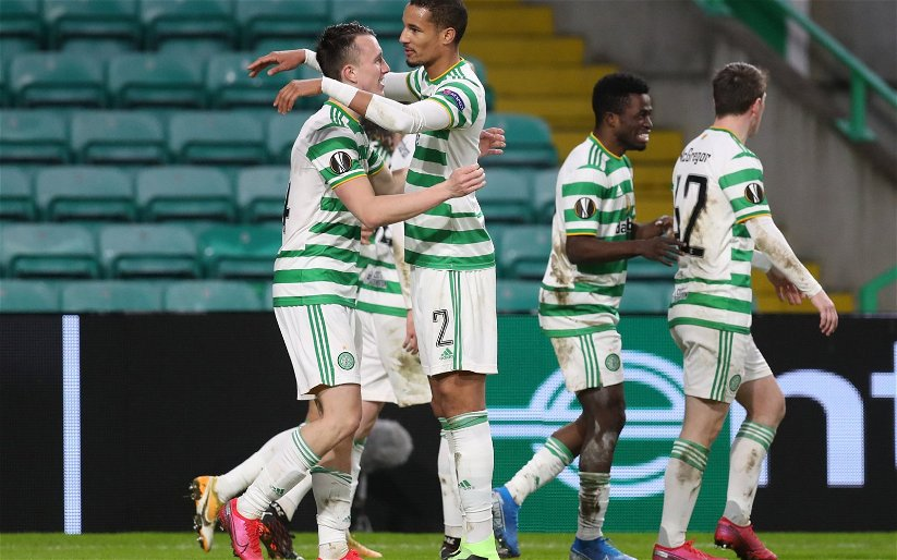 Image for Celtic: Paul John Dykes talks about David Turnbull