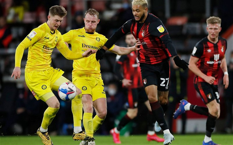 Image for Windass: Josh King's Watford move is another huge chance