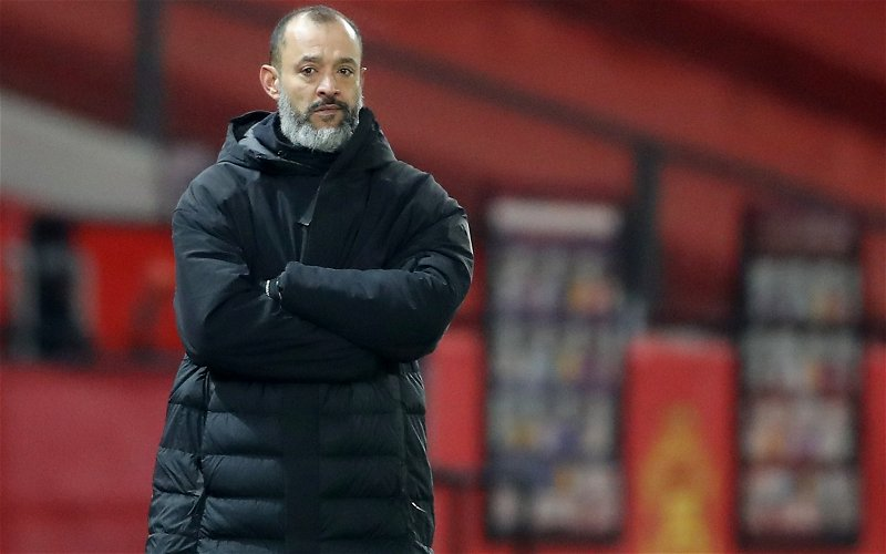 Image for Tottenham Hotspur: Fans flock to latest Nuno claim