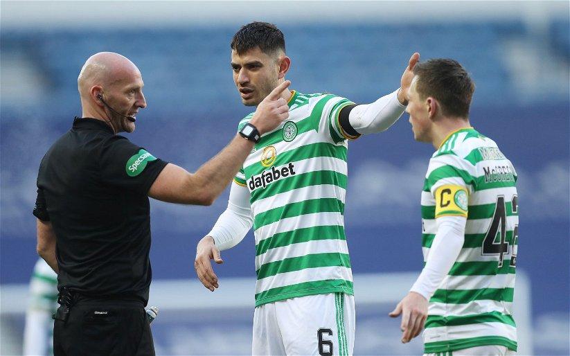 Image for Celtic: Fans slam Nir Bitton's performance against Hibernian
