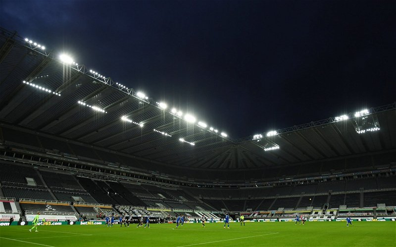 Image for Newcastle United: Many fans fume over latest transfer link