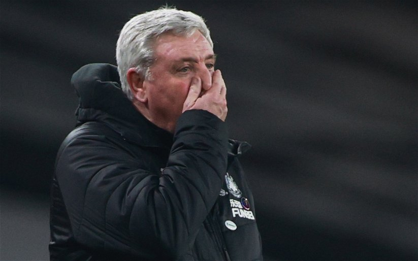 Image for Newcastle United: Fans furious as Steve Bruce update emerges