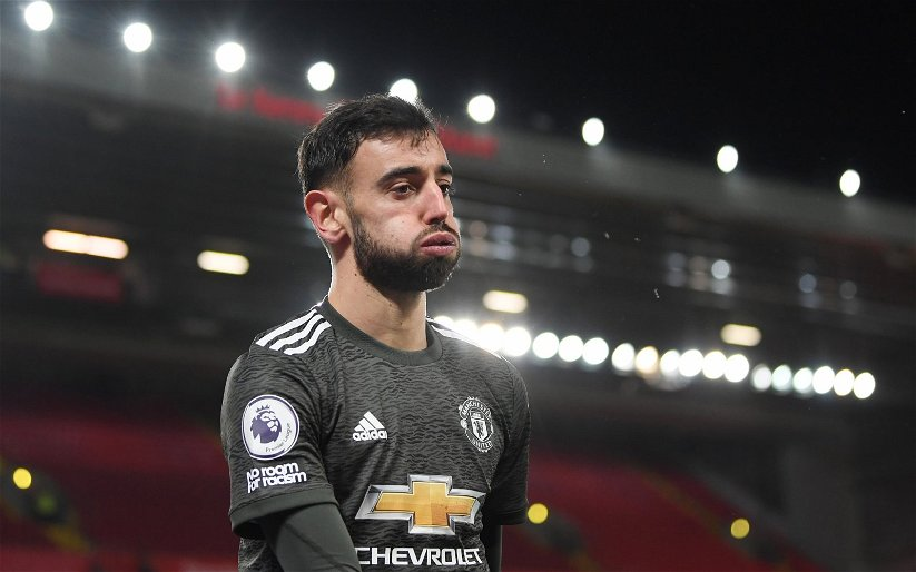Image for Manchester United: Ally McCoist slams Bruno Fernandes for 'garbage' apology
