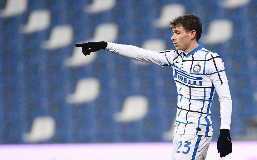 Image for Liverpool: Fabrizio Romano issues Barella transfer update