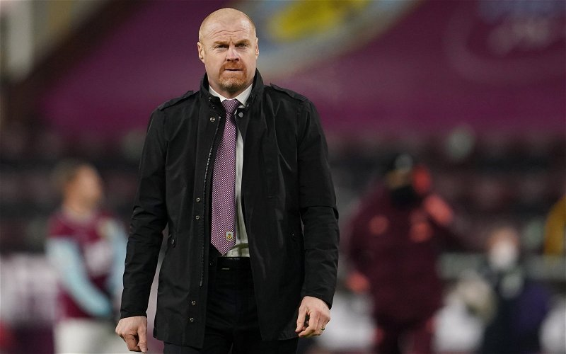 Image for Burnley: Ian McGarry and Duncan Castles provide update on Dyche