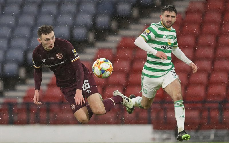 Image for Celtic: Michael Gannon discusses Greg Taylor's future at the club following contract claims