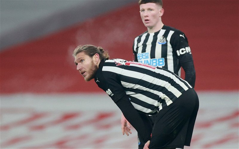 Image for Newcastle United: Journalist drops claim on Elliot Anderson