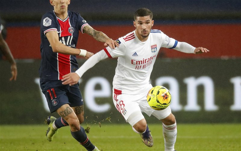 Image for Arsenal: Charles Watts discusses potential Houssem Aouar transfer