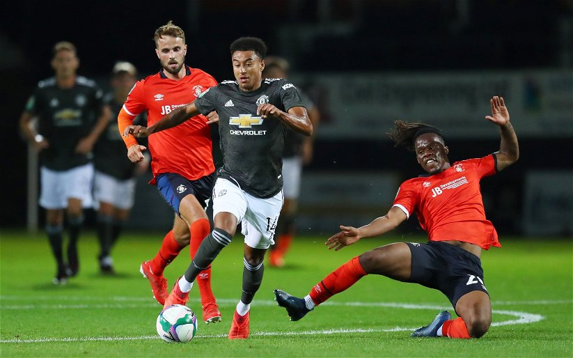 Image for Derby County: Steele drops Lingard claim
