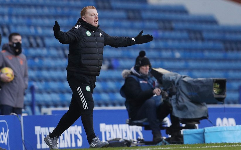 Image for Celtic: Fans react after image of Neil Lennon and Scott Brown emerges