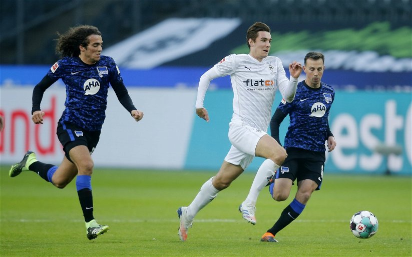 Image for Tottenham Hotspur: Rob Lee suggests that Florian Neuhaus could be a Dele Alli replacement
