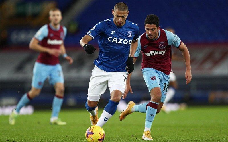 Image for Everton: Journalist discusses potential Richarlison exit