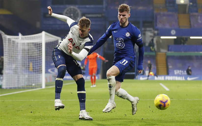 Image for Tottenham Hotspur: Fans react to comments made by Ryan Mason on Joe Rodon