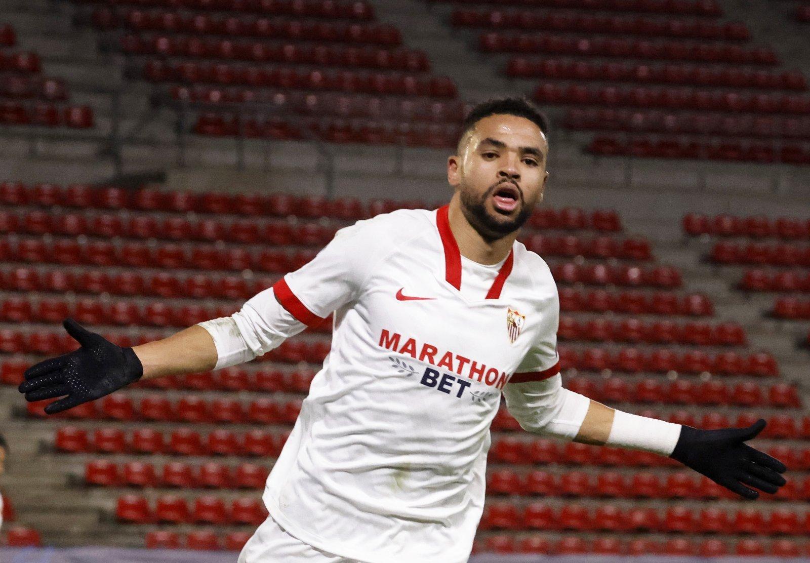 Sevilla-forward-youssef-en-nesyri