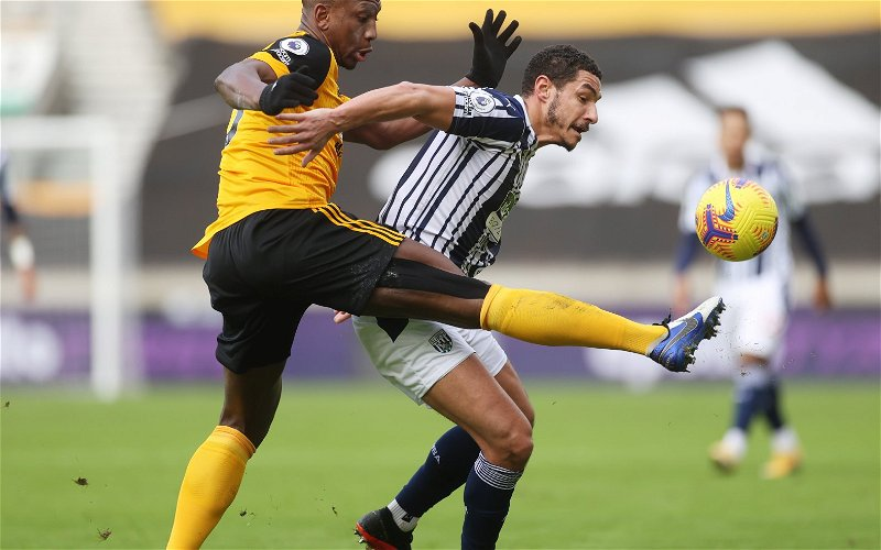 Image for Wolves: Liam Keen provides update on Willy Boly's injury situation