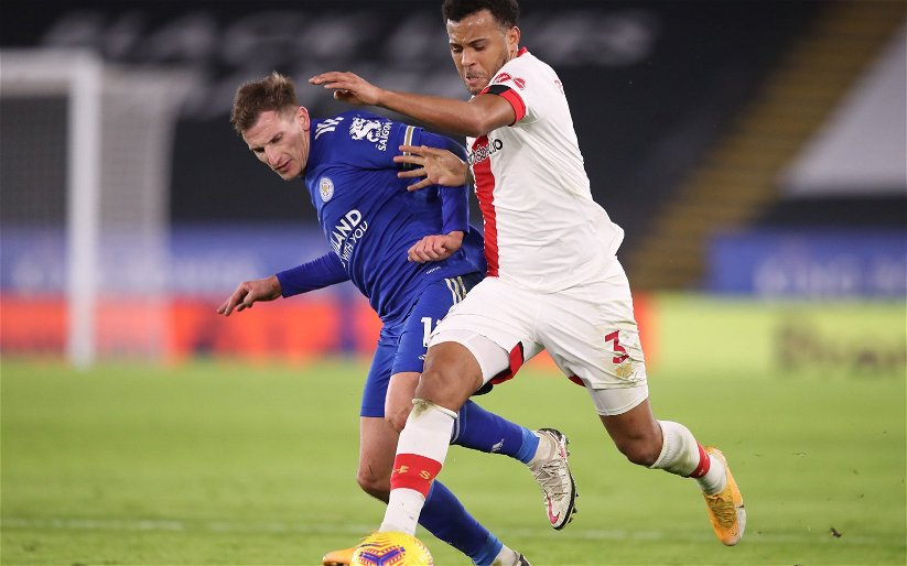 Image for Leicester City: Rob Tanner discusses the latest on Ryan Bertrand pursuit