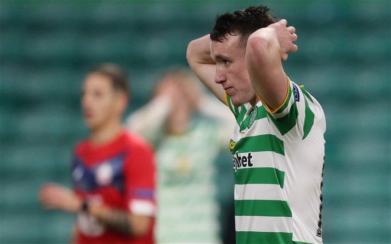 Image for Celtic: Fans tear into David Turnbull for Livingston display