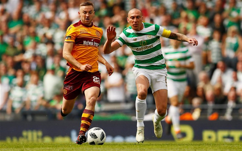 Image for Celtic: Wilson talks about Allan Campbell possibly replacing Scott Brown