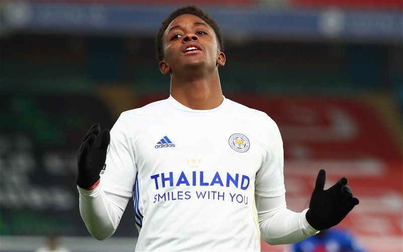 Image for Crystal Palace: Dominic Fifield discusses the club's pursuit of Demarai Gray