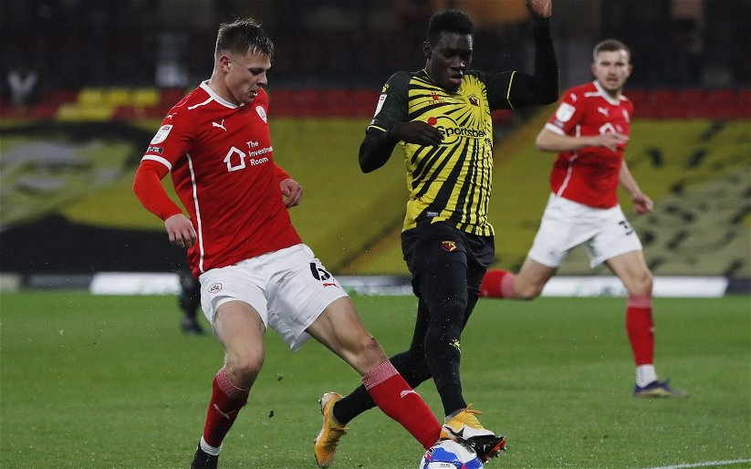 Image for Crystal Palace: Dominic Fifield discusses the club's interest in Ismaila Sarr