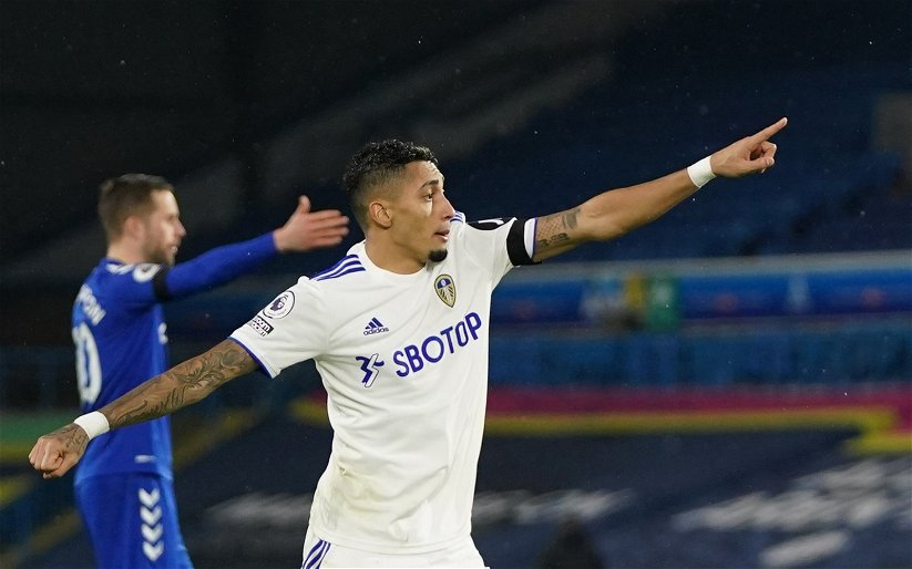 Image for Leeds United: Phil Hay claims 'sneaky feeling' that Raphinha might play this weekend