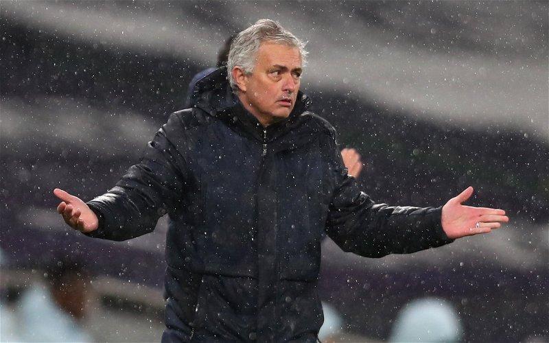 Image for Tottenham Hotspur: Fans worry as Jose Mourinho considers Joshua Oluwayemi