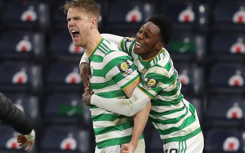 Image for Newcastle United: Fans react as Kristoffer Ajer links emerge