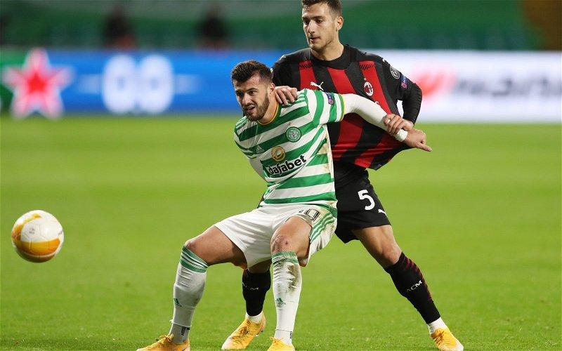 Image for Celtic: Fans react to Albian Ajeti image