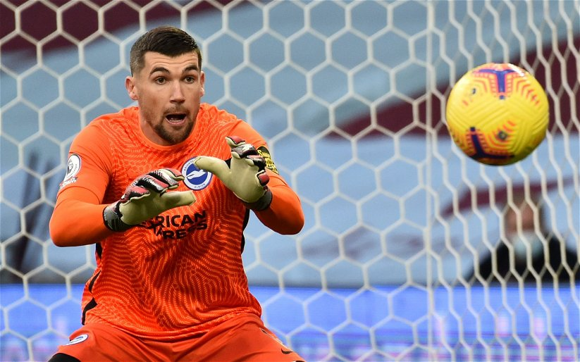 Image for Celtic: Fans react to Mat Ryan transfer claims