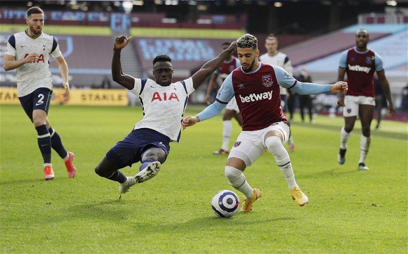 Image for Tottenham Hotspur: Fans react to Davinson Sanchez transfer news