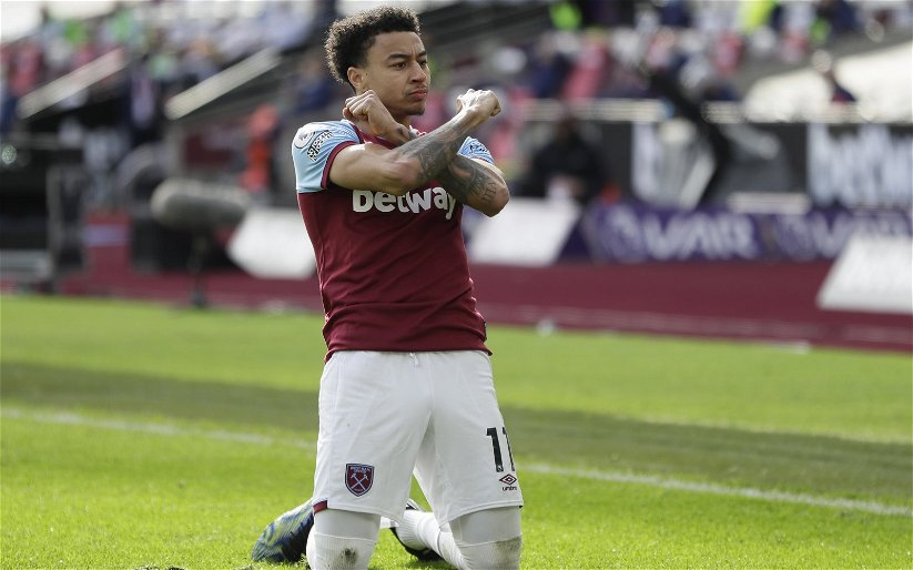 Image for West Ham United: Hammers tipped to lure Jesse Lingard back if the price is right