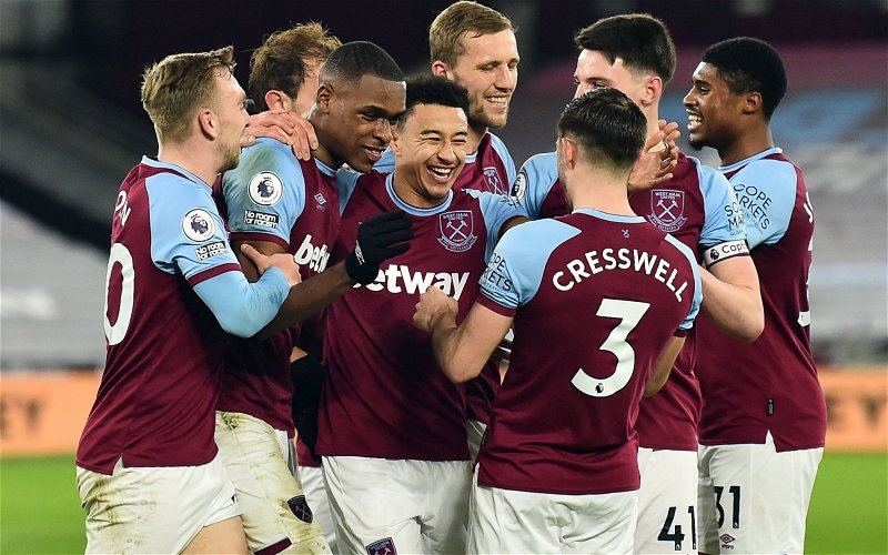 Image for West Ham United: Journalist discusses potential Jesse Lingard transfer