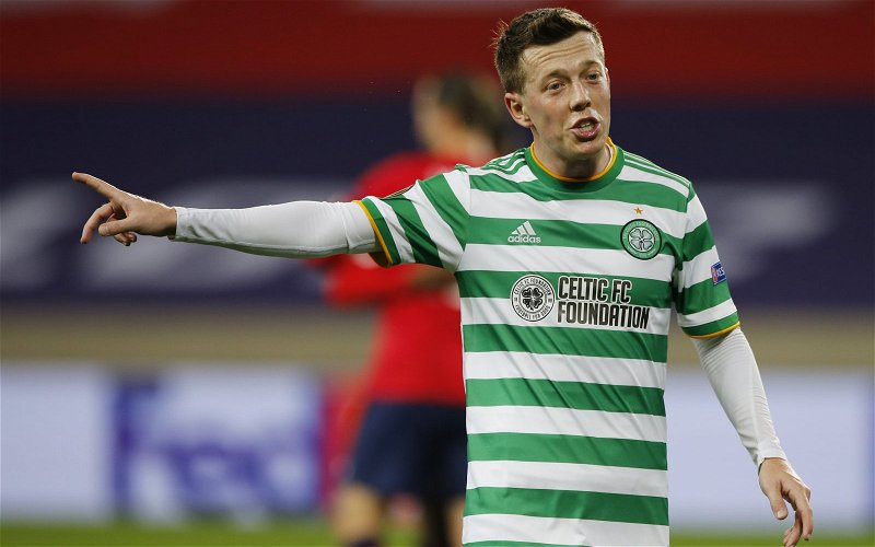 Image for Celtic: Fans react to footage of Callum McGregor