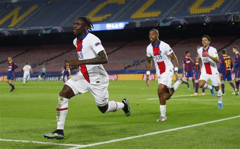Image for Everton: Fabrizio Romano discusses Moise Kean's future