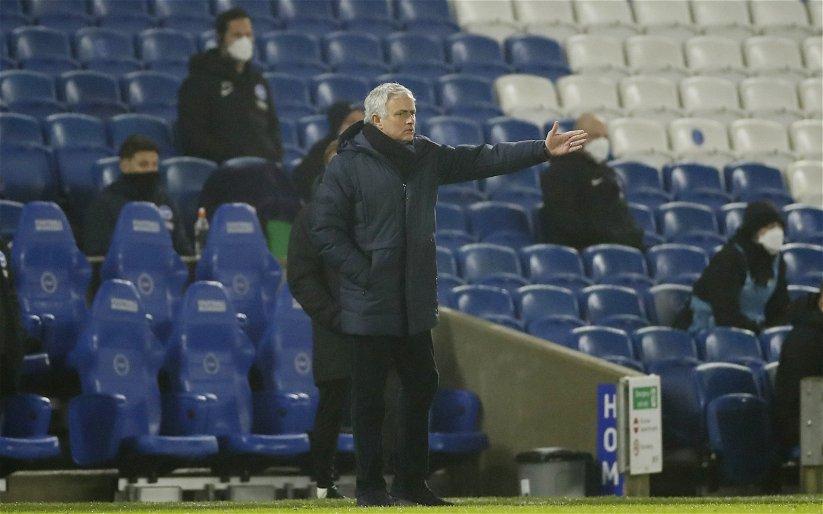 Image for Tottenham Hotspur: Jose footage enrages fans