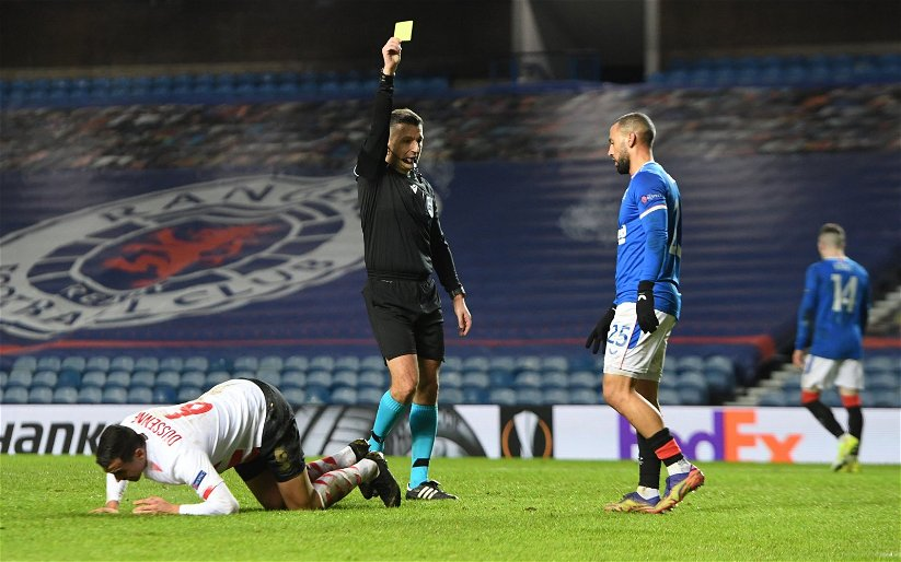 Image for Rangers: Mark Halsey discusses Kemar Roofe's two-match ban