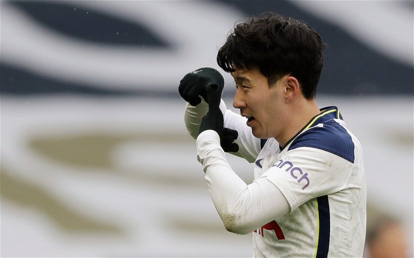 Image for Tottenham Hotspur: Fans react to Son Heung-min contract news