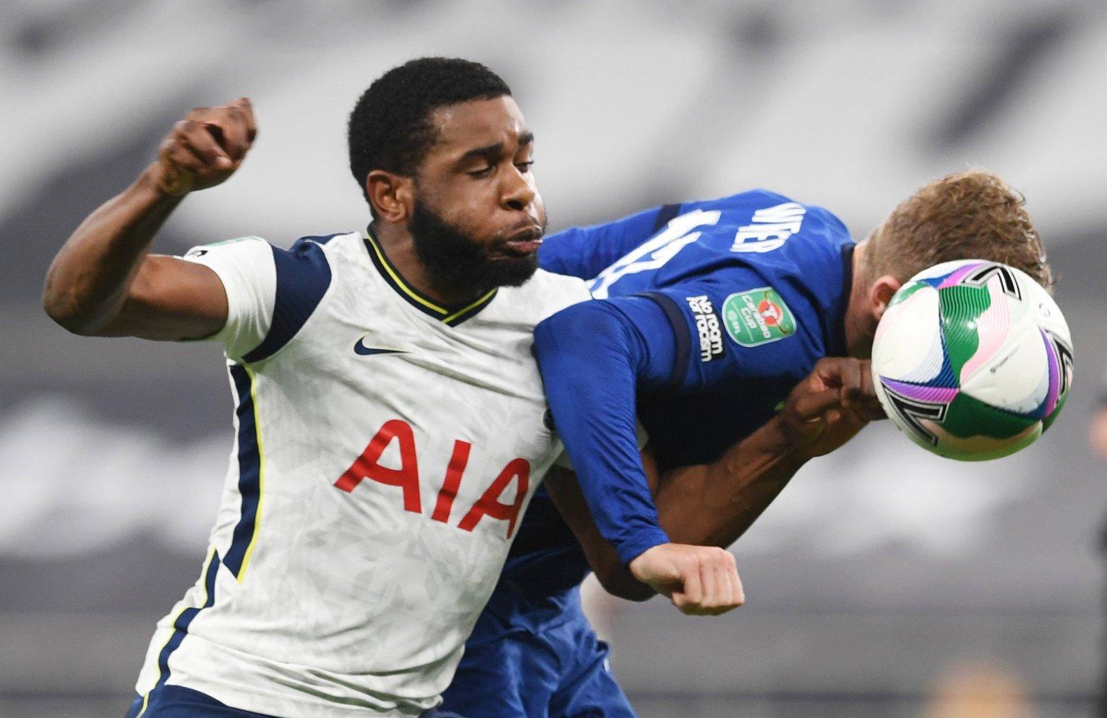 Image for Tottenham Hotspur: Alasdair Gold talks about Tanganga's future