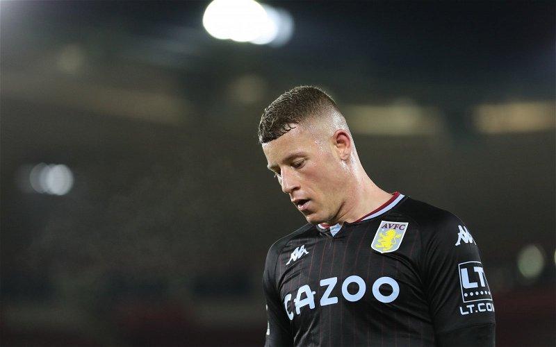Image for Aston Villa journalist rules out Ross Barkley return