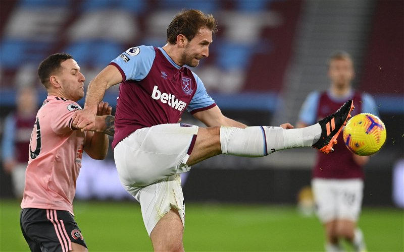 Image for West Ham United: Ian Abrahams claims Craig Dawson should play for England this summer